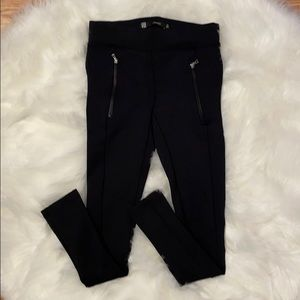 J Brand Leggings With Leather